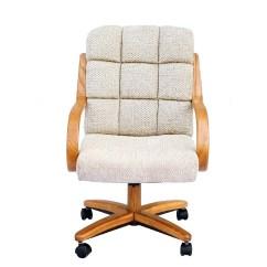 Chromcraft Furniture Kitchen Chair With Wheels Bronze Pendant Lighting C117 936 Swivel Tilt Caster Dinette