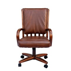 Chromcraft Furniture Kitchen Chair With Wheels Ikea Backsplash C177 936 Swivel Tilt Caster Dining
