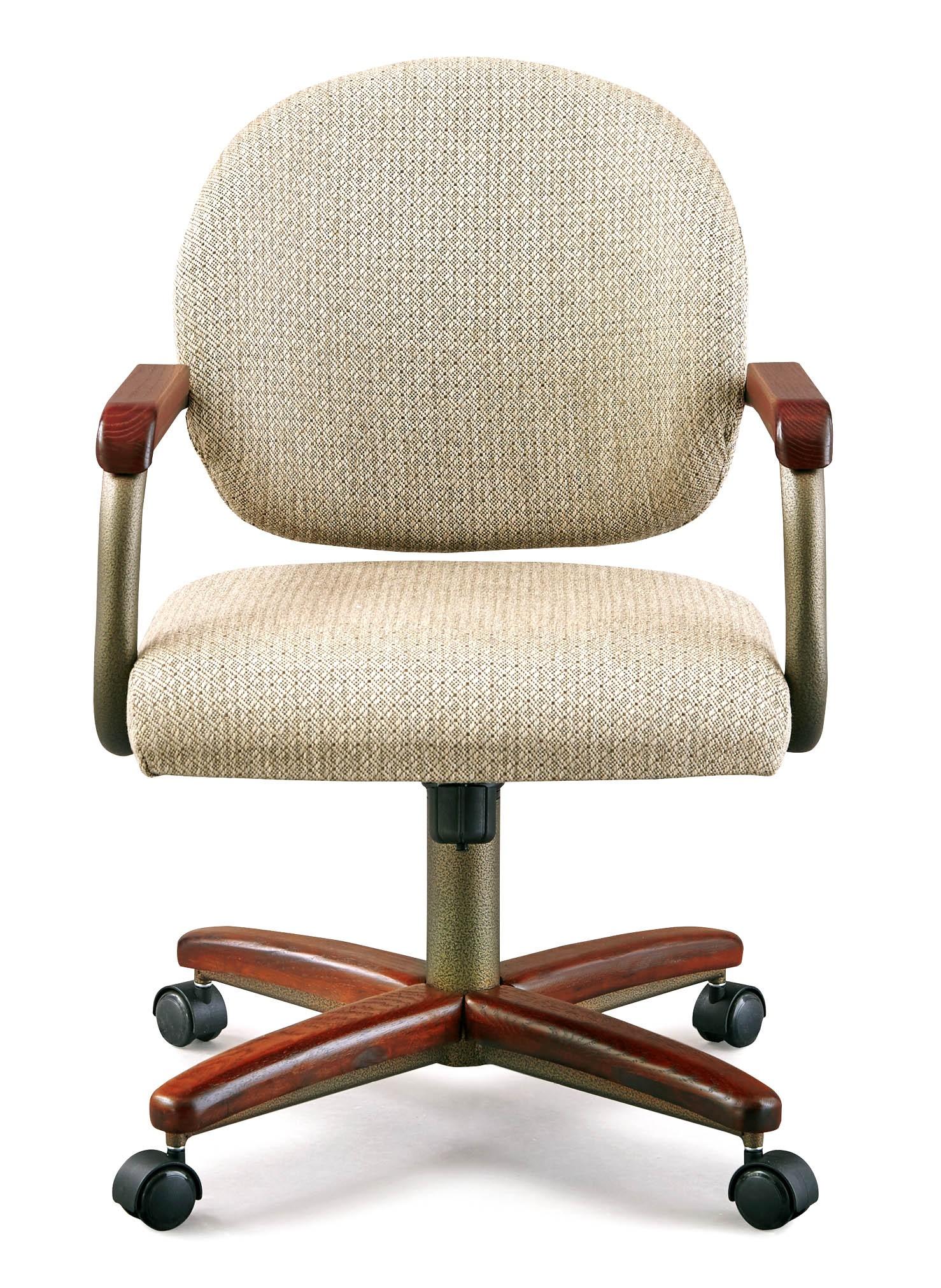 Chromcraft C362935 Swivel Caster Dinette Chair  Discount