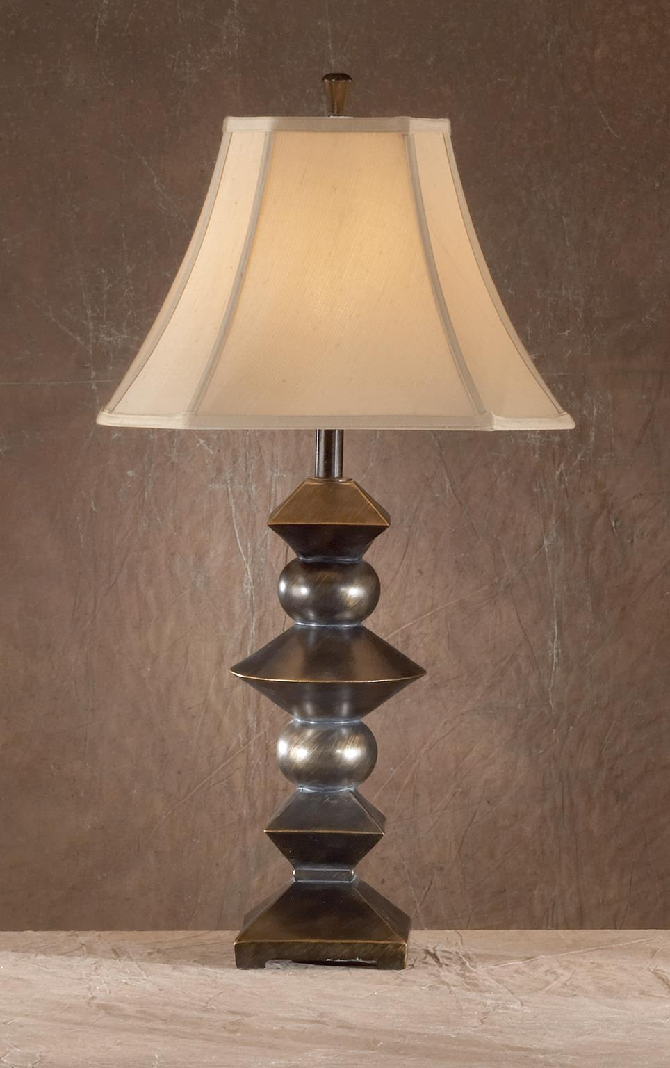 Viola Transitional Table Lamp