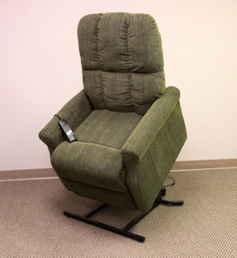 lazy boy lift chair parts elderly chairs electric power recliner in sage green microfiberlazy replacement handle|mattress ...