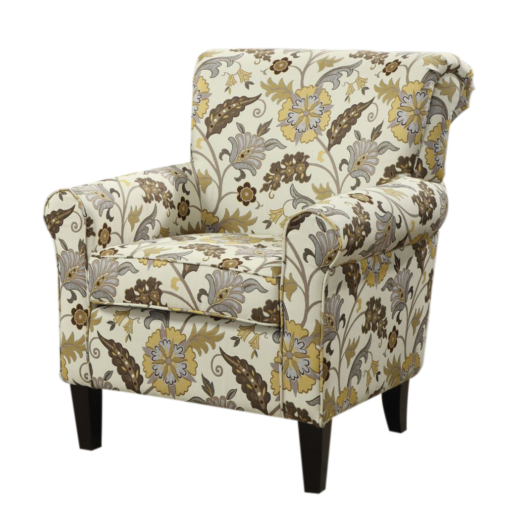 Retro Accent Chairs Coaster Rosalie Retro Styled Accent Chair 902082