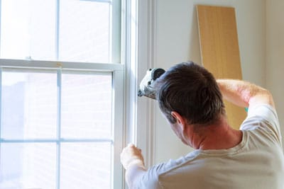 Windows and Moulding, windows, moulding