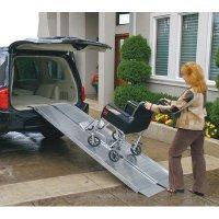 Portable Wheelchair Ramp Rentals