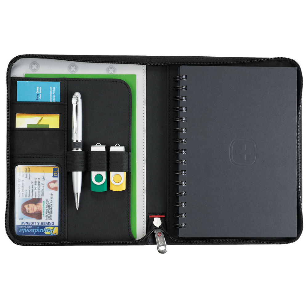 Promotional Executive Leather Padfolios  LE135510