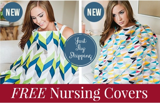 FREE Nursing Covers from Udder...