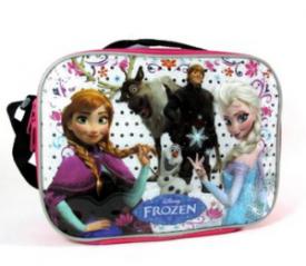 *HOT* Disney Frozen Lunch Bag.
