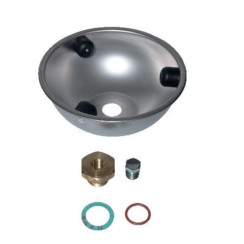 Racor Div 900 1000ma Bowl+kit Clr Rk11-1606-1 Parker Hannifin