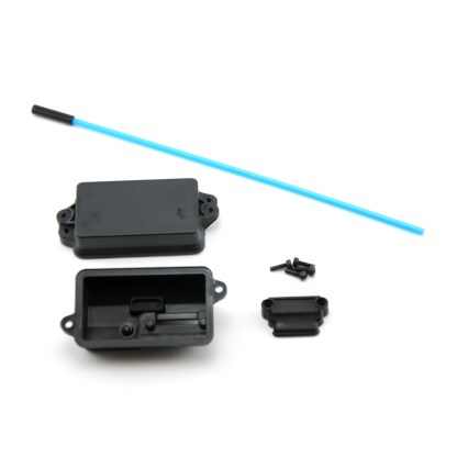 Traxxas Bandit XL-5 Receiver Radio Box with Antenna Tube