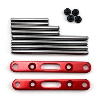 Arrma Senton V3 4x4 Mega Complete Hinge Pin Set w/ Bulkhead Tie Bars Typhon