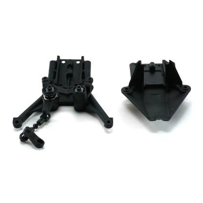 Traxxas Slash 4X4 VXL Steering Bellcranks Servo Saver with Front and Rear Bulkheads