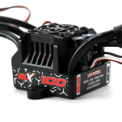 Arrma Senton V3 4X4 3S BLX100 Brushless 3S ESC Electronic Speed Control