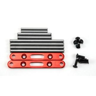 Arrma Senton V3 4X4 3S BLX Complete Hinge Pin Set w/ Bulkhead Tie Bars Typhon