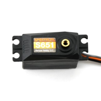 Arrma Senton V3 4X4 3S BLX Steering Servo Spektrum S651 SPMS651