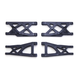 Arrma Senton 4X4 3S BLX F/R Lower Suspension Arm Set AR330516/AR330443