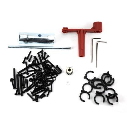 Arrma Typhon V3 4X4 3S BLX 15T Pinion Gear, Hardware Screw Set, Factory Tools