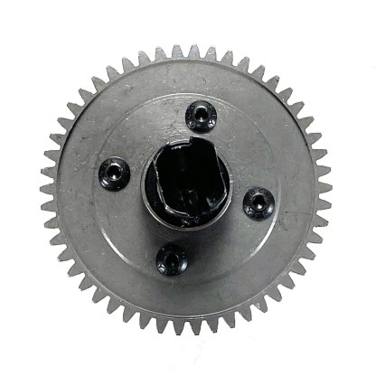 Arrma Typhon 6S BLX Center Differential 50T Spur Gear w/ Outdrives Bearings