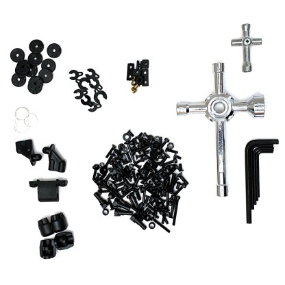 Typhon 6S BLX Screws Spacers Standoffs Body Mounts Hardware Bolts Nuts