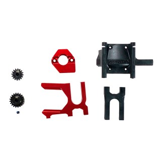 Arrma Typhon 6S BLX V5 Motor Mount Plate Center Diff Mount 16T 20T Pinion Gears