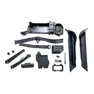 Arrma Typhon 6S BLX V5 Receiver Box Battery Straps Chassis Brace Side Guard