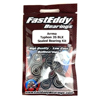 Arrma Typhon 3S BLX FastEddy Sealed Bearing Kit (26 pcs)