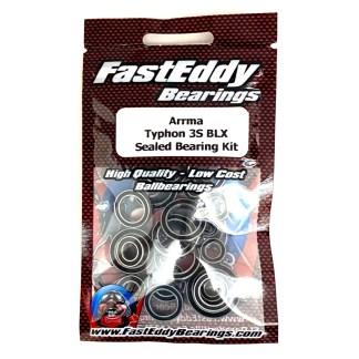 Arrma Typhon 3S BLX FastEddy Sealed Bearing Kit (26 pcs)