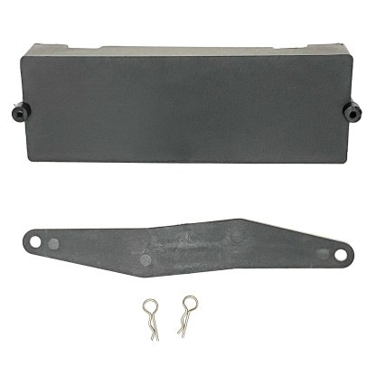 Redcat Racing Volcano EPX PRO Battery Box w/ Strap & Clips