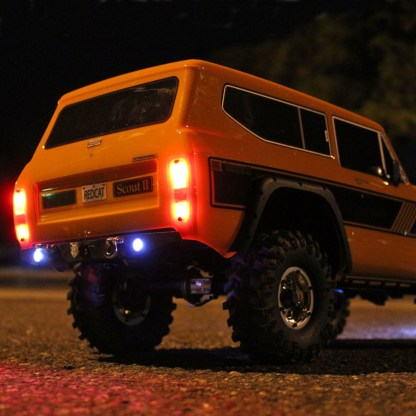 Redcat Racing 16 LED Light Kit For Gen8 Scout II Body RER11650 11650 Gen 8