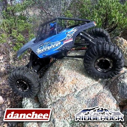 Redcat Danchee RidgeRock 4x4 1/10 Scale Electric RTR R/C Off Road Rock Crawler