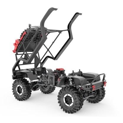 Redcat Racing Everest GEN7 Pro 1/10 Electric R/C Scale Crawler (Black)