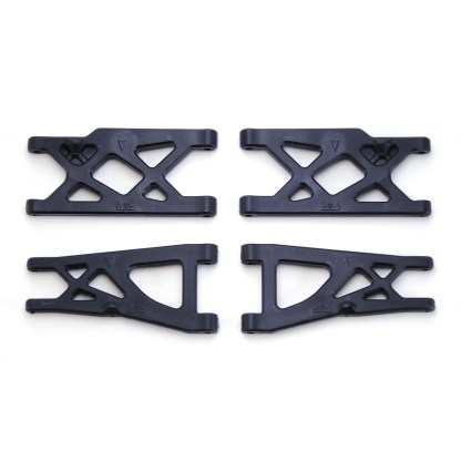 Arrma Vorteks 3S BLX 4X4 V3 F&R Lower Suspension Arm Set AR330443/AR330516