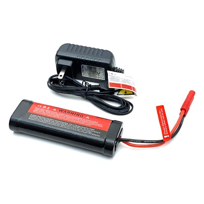 Redcat Racing Everest Gen7 Pro Hexfly 3000 mAh NiMH Battery w/ Charger