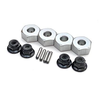 Redcat Racing Everest Gen7 Pro Aluminum Wheel Hex Pins Nuts