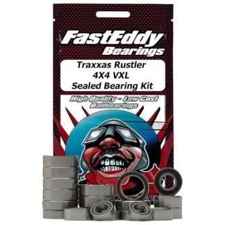 Traxxas Rustler 4X4 VXL FastEddy Sealed Bearing Kit (21 pcs) (TFE5834)