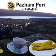 Breakfast & Snacks at Right Choice Restaurant Sharjah Pazham Pori