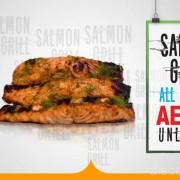 Fish Hut Unlimited Sea Food (Salmon Grill) on Tuesdays
