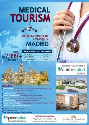 Medical Tourism Madrid