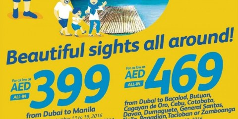 Cebu Pacific Air Unbelievable Fare Offers