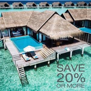 Anantara's Luxury Suites & Villas