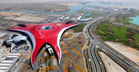 Abu Dhabi Tour and Theme Park Tickets
