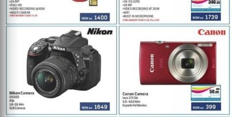 Camera Special Deals