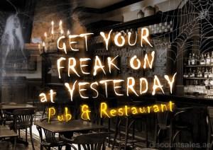 Yesterday Pub & Restaurant