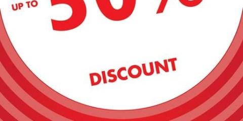 Al Jaber Optical 50% OFF Deal