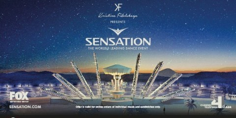 Win FREE Sensation Ticket
