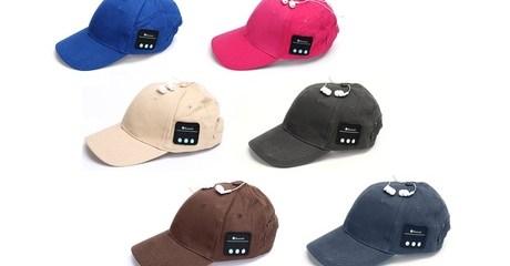 Bluetooth Music Baseball Cap
