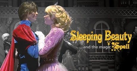 Sleeping Beauty show in Dubai