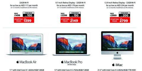 iPad & Mac Anniversary Special Offer