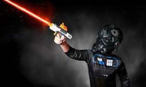 Sci-Fi Movie-Themed Photoshoot