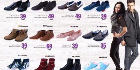 Assorted Footwears