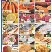 fresh vegetables meat seafoods